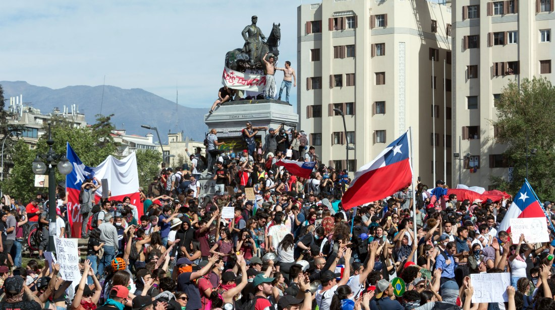 Protestas en Chile 2019